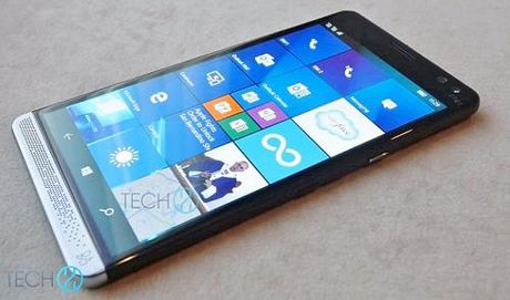 Nhung an tuong dau tien ve HP Elite X3 chay Windows 10 Mobile - Anh 1