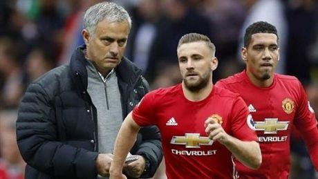 Mourinho lieu co dung khi cong khai chi trich Smalling va Shaw? - Anh 2
