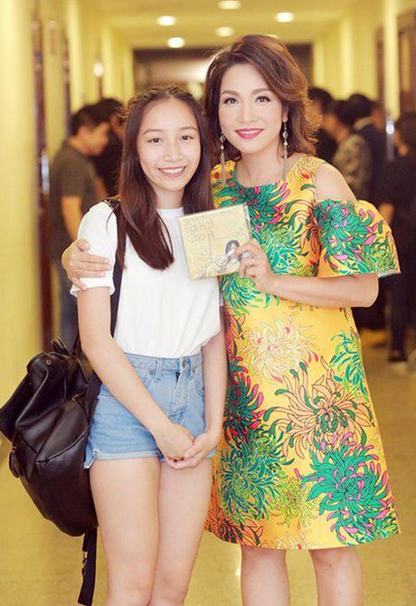 My Linh, Dinh Manh Ninh gop mat tai dem chung ket 'Nhi Tai Nang' - Anh 1