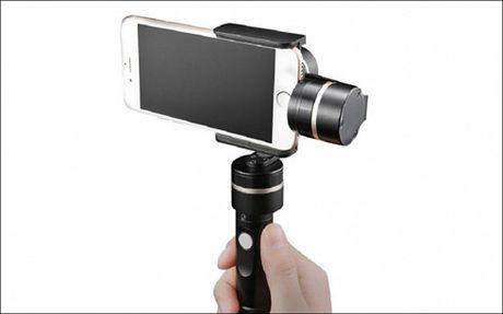 Quay video bang selfie hoan hao voi G4 Plus - Anh 1