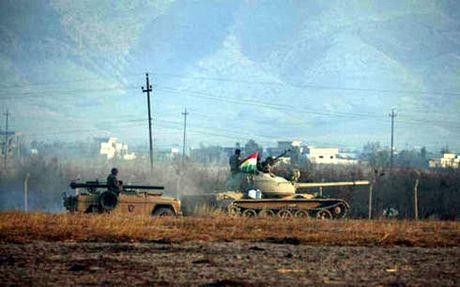 IS bat coc 295 cuu quan nhan Iraq - Anh 1