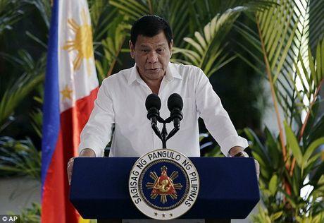 Tong thong Philippines phan doi thoa thuan quoc phong EDCA voi My - Anh 1