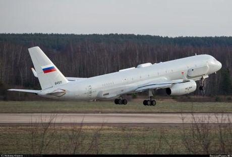 Patriot khong the tac chien khi Il-22PP xung tran - Anh 1