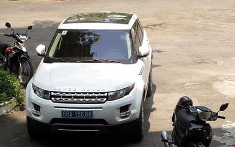 Lanh dao tinh muon xe hop Range Rover: Chi co 1 chiec - Anh 1