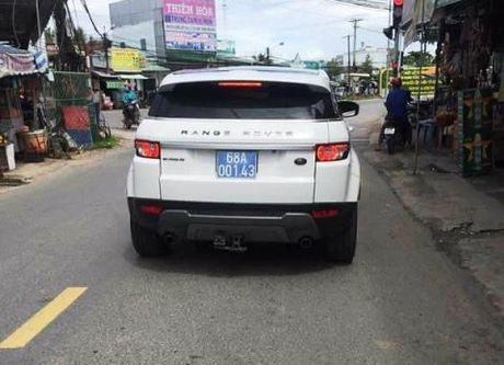 Lanh dao tinh muon xe hop Range Rover: Chi co 1 chiec - Anh 2