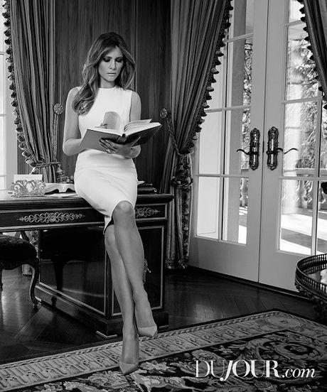 Vo Donald Trump: Tu mau nu sexy den phu nhan sang quy - Anh 11