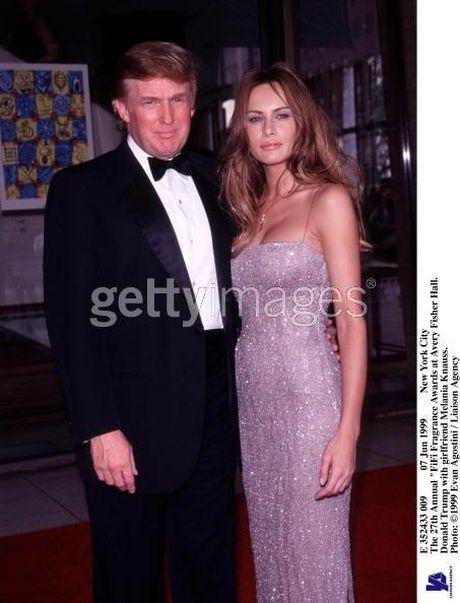 Vo Donald Trump: Tu mau nu sexy den phu nhan sang quy - Anh 3