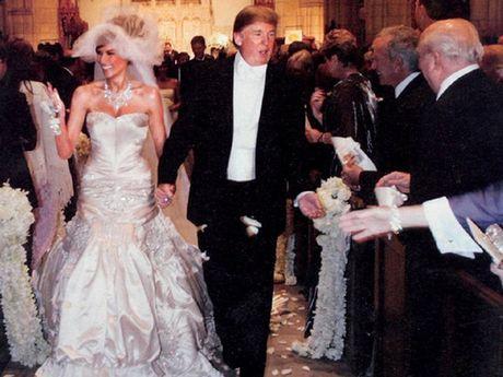 Vo Donald Trump: Tu mau nu sexy den phu nhan sang quy - Anh 5