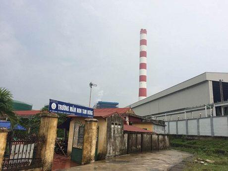 Hai Phong: Nha may nhiet dien ve lang, co tro mam non 'lanh du' - Anh 1