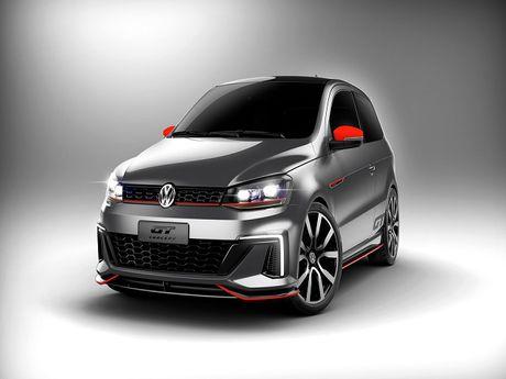 VW Gol GT concept trinh lang tai Sao Paulo Motor Show - Anh 1