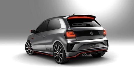 VW Gol GT concept trinh lang tai Sao Paulo Motor Show - Anh 2