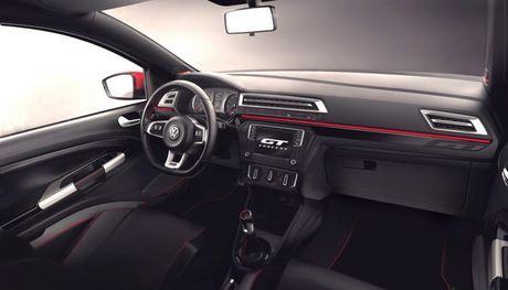 VW Gol GT concept trinh lang tai Sao Paulo Motor Show - Anh 3