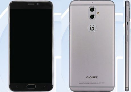 Gionee S9 lo diem chuan, co camera kep - Anh 1