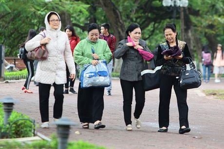 Binh yen mot som mua dong Ha Noi - Anh 4