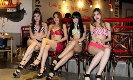TQ: Nguoi dep bikini khien quan an 'chay cho' - Anh 6