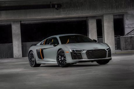 Audi R8 V10 Plus Exclusive Edition sieu hiem gia 5,1 ty dong - Anh 2