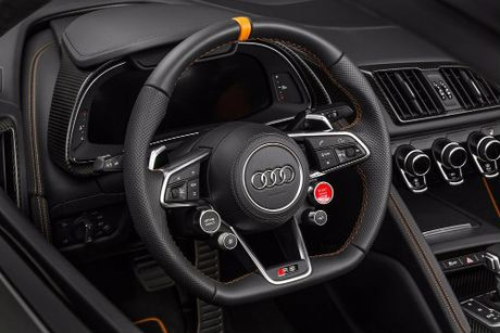 Audi R8 V10 Plus Exclusive Edition sieu hiem gia 5,1 ty dong - Anh 3