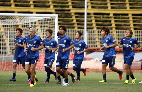 HLV cua Avispa Fukuoka FC dat muc tieu danh bai DT Viet Nam - Anh 1