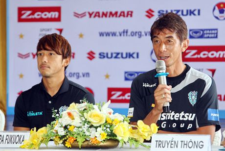 CLB Avispa Fukuoka FC de ngo kha nang chieu mo cau thu Viet Nam - Anh 1