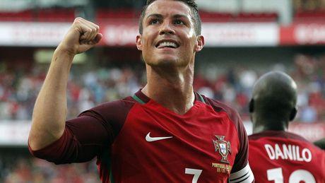 Ronaldo chon ra 3 tai nang tre trien vong nhat - Anh 1