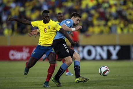 Khong can Suarez ghi ban, Uruguay van co tron 3 diem tren san Centenario - Anh 1