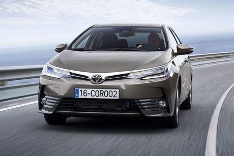 Toyota Corolla Altis moi gia tu 633 trieu tai Malaysia - Anh 1