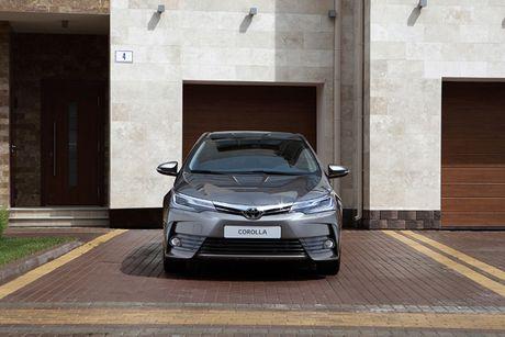 Toyota Corolla Altis moi gia tu 633 trieu tai Malaysia - Anh 3