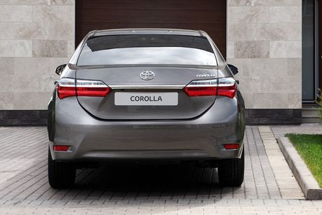 Toyota Corolla Altis moi gia tu 633 trieu tai Malaysia - Anh 4