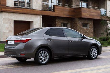 Toyota Corolla Altis moi gia tu 633 trieu tai Malaysia - Anh 5