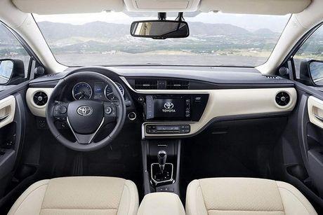 Toyota Corolla Altis moi gia tu 633 trieu tai Malaysia - Anh 6