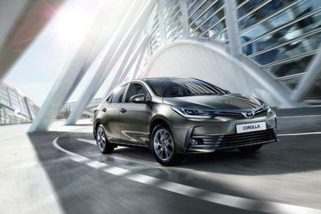 Toyota Corolla Altis moi gia tu 633 trieu tai Malaysia - Anh 8