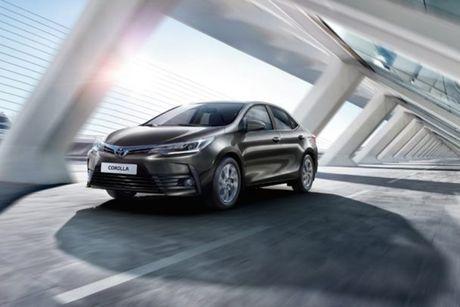 Toyota Corolla Altis moi gia tu 633 trieu tai Malaysia - Anh 9