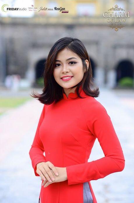 'Ba Chua Thac Bo' tro thanh Hoa khoi Dai hoc Luat Ha Noi - Anh 7