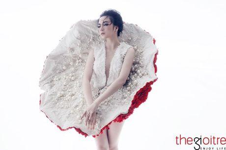 Thieu Bao Trang cham het cuoc tinh trong single moi - Anh 10
