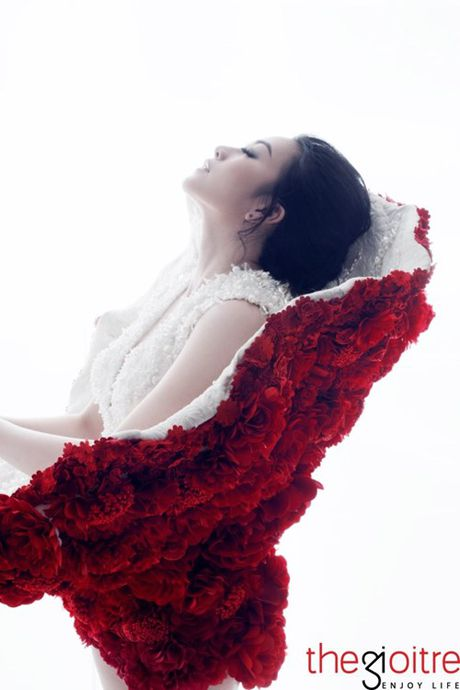 Thieu Bao Trang cham het cuoc tinh trong single moi - Anh 8