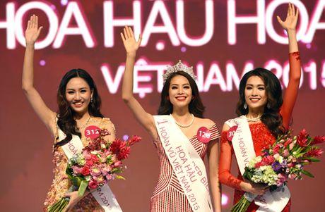 Khoi dong Hoa hau Hoan vu Viet Nam 2017 - Anh 1