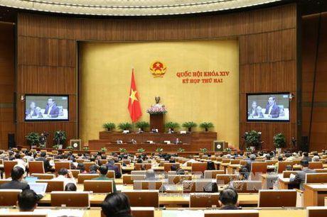 Quoc hoi thong qua Nghi quyet ve Ke hoach dau tu cong trung han giai doan 2016 – 2020 - Anh 2