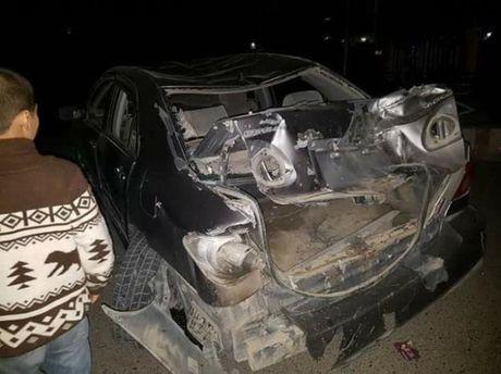 Taliban danh bom lanh su Duc tai Afghanistan - Anh 1