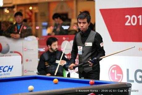 Vao chung ket billiards carom 3 bang LG Master Cup, co thu Viet Nam bo tui 25.000 euro - Anh 1