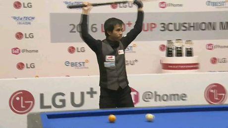 Vao chung ket billiards carom 3 bang LG Master Cup, co thu Viet Nam bo tui 25.000 euro - Anh 3