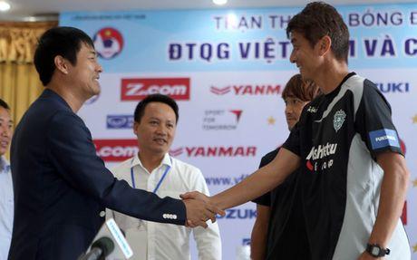 Tuyen Viet Nam quyet thang o Can Tho de xuat hanh may man - Anh 1