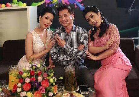 "Kieu Oanh tro lai Hoi dong tam ""Hoan doi"" - Anh 1"