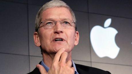 CEO Apple gui thu tran an nhan vien sau chien thang cua Donald Trump - Anh 1