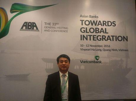 Chao ban 7,7% co phan cho GIC, Vietcombank van dang cho Chinh phu va NHNN phe duyet - Anh 1