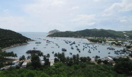 Ninh Thuan phat trien du lich nong nghiep, trang trai - Anh 1