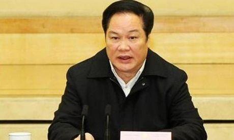 Nguyen Chu tich Chinh Hiep tinh Quang Dong bi ket an tu hinh - Anh 1