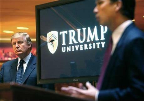 Ong Trump se phai hau toa truoc khi nham chuc - Anh 1