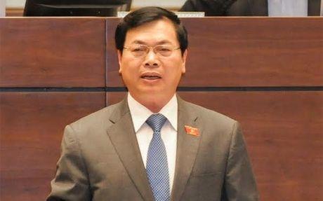 Chua ra duoc quy trinh ky luat ong Vu Huy Hoang - Anh 1