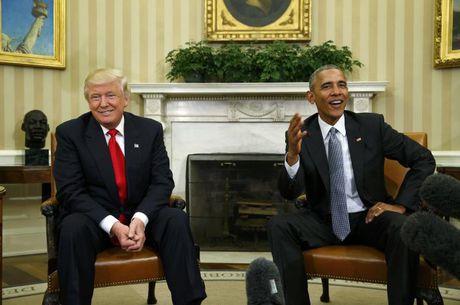 Obama - Trump than mat sau cuoc gap o Nha Trang - Anh 1