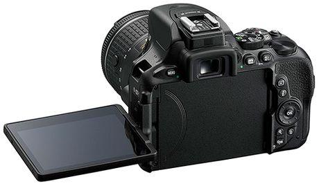 DSLR tam trung Nikon D5600 xuat hien, di kem Bluetooth - Anh 2